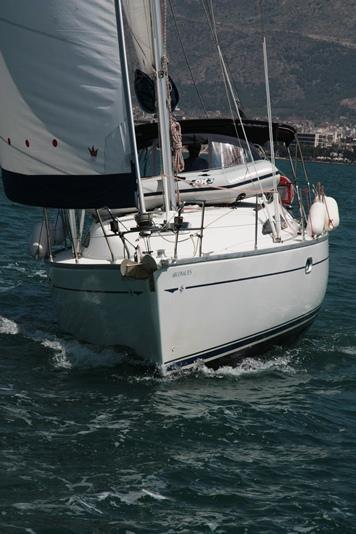 Sun Odyssey 37 (Argonautes)  - 2