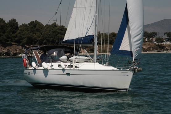 Sun Odyssey 37 (Argonautes)  - 4