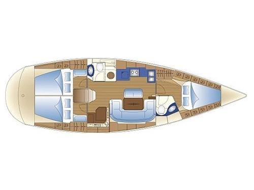Bavaria 39 Cruiser (Dimitra) Plan image - 5