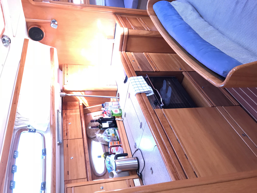 Bavaria 39 Cruiser (Dimitra)  - 1