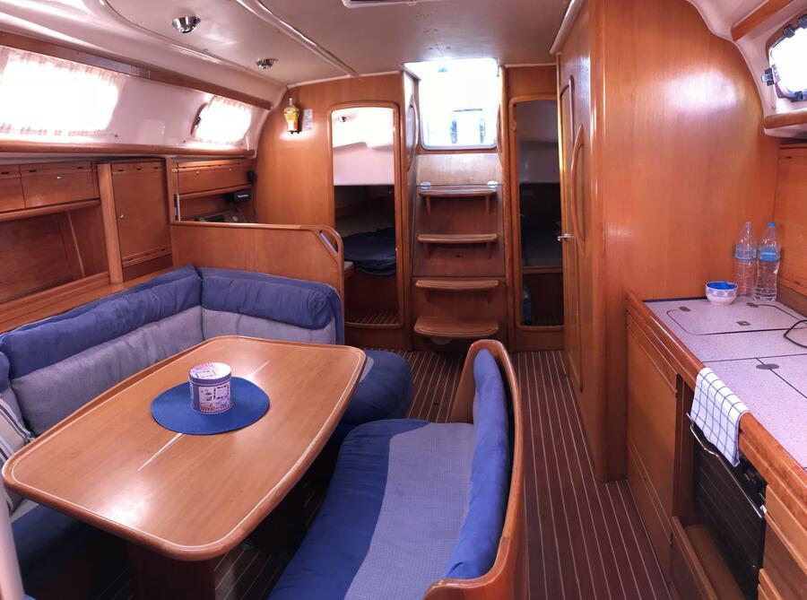 Bavaria 39 Cruiser (Dimitra)  - 4