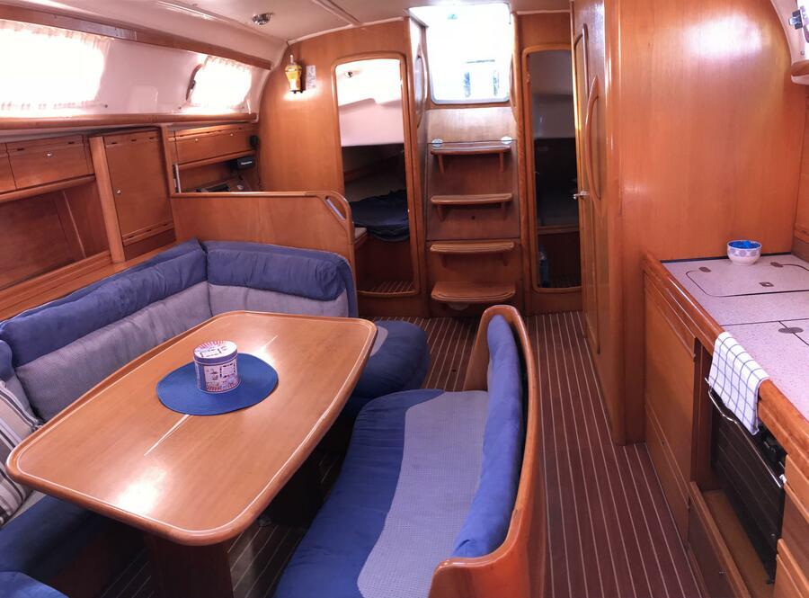 Bavaria 39 Cruiser (Dimitra)  - 14