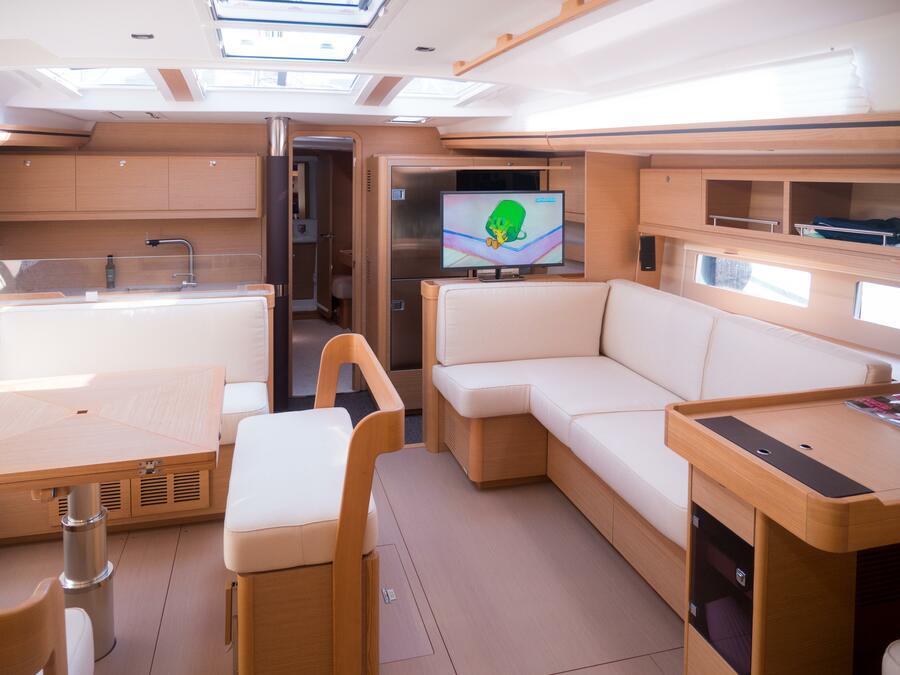 Dufour 56 Exclusive (Cavaliere CAST) Interior image - 28