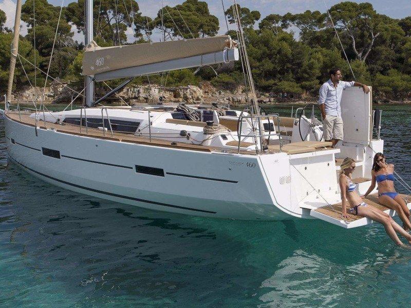 Dufour 360 Grand Large (Tidal Bay)  - 6