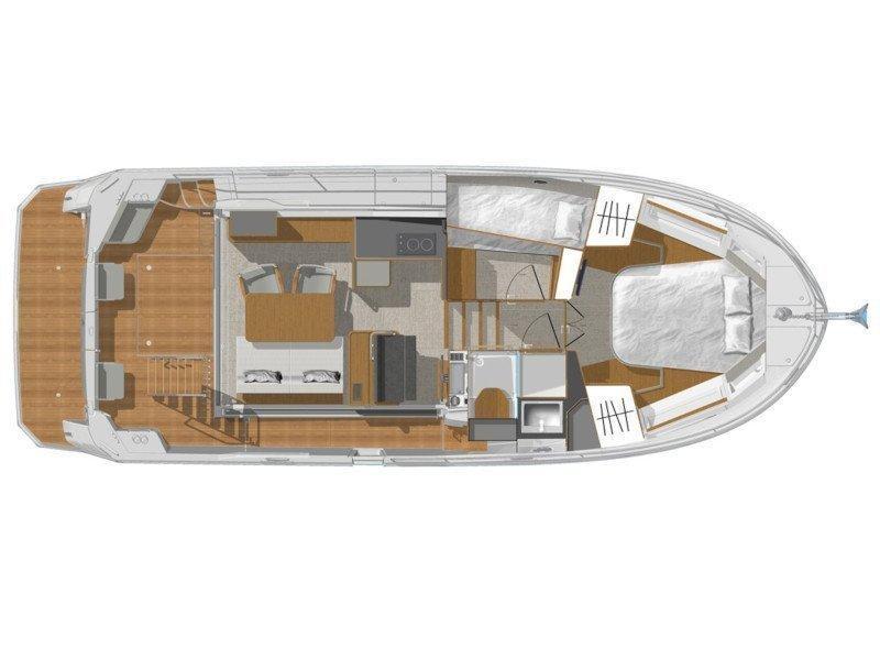 Swift Trawler 35 (MAX) Plan image - 1