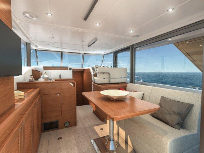 Swift Trawler 35 (Max) Interior image - 3