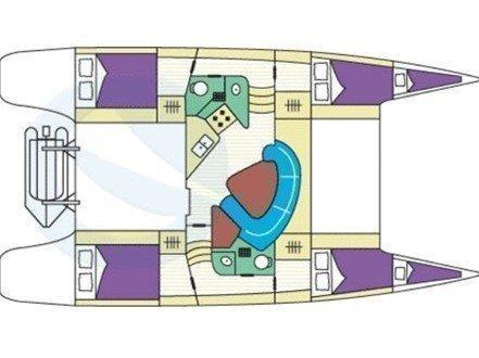 Lavezzi 40 (Lucky Bet) Plan image - 1