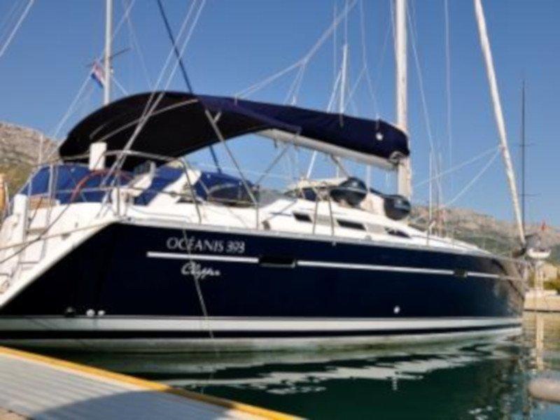 Oceanis 393 Clipper (Maja)  - 4