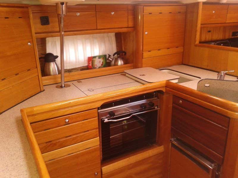 Bavaria Cruiser 50 (Tessan)  - 8