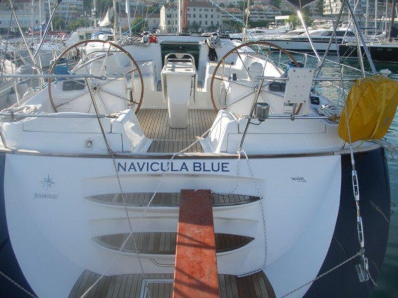 Sun Odyssey 54DS (Navicula Blue)  - 6