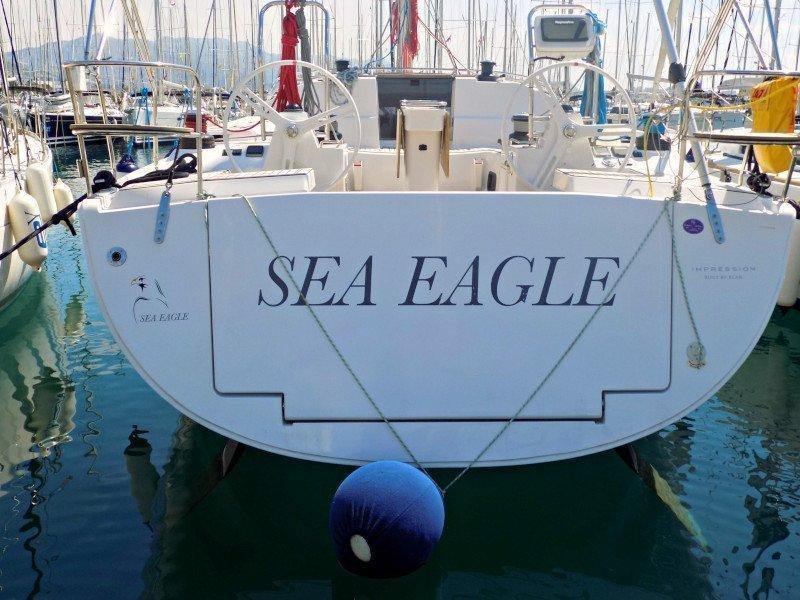 Elan 50 Impression (Sea Eagle)  - 1