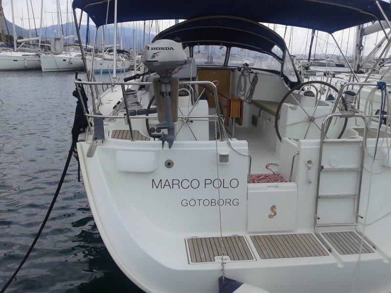 Oceanis 473 (Marco Polo I)  - 9