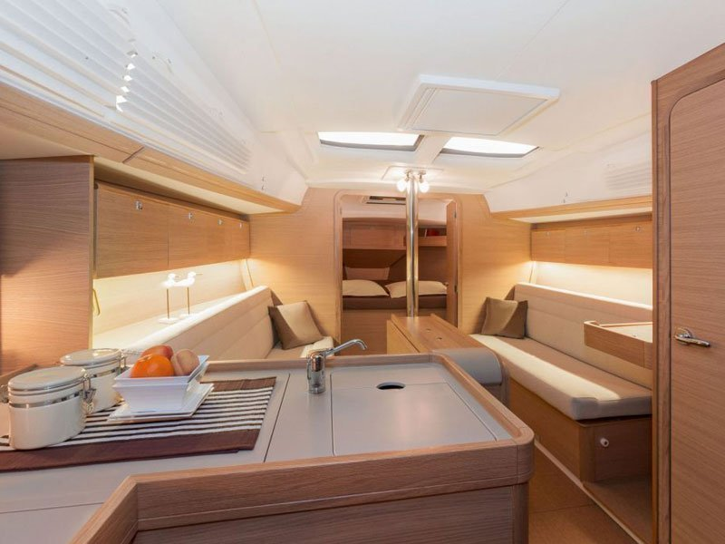 Dufour 350 Grand Large (Alcyone) Interior image - 1