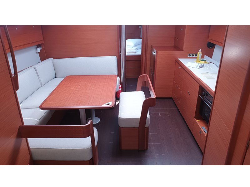 Dufour 430 Grand Large (Calando) Interior image - 16
