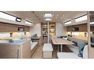 Oceanis 46.1 (July - Watermaker 12V (4 Cabins 4 Heads )) Interior image - 1