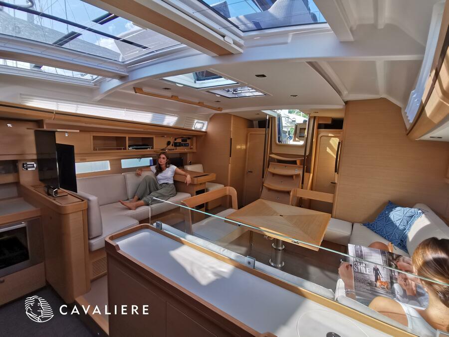 Dufour 56 Exclusive (Cavaliere)  - 32