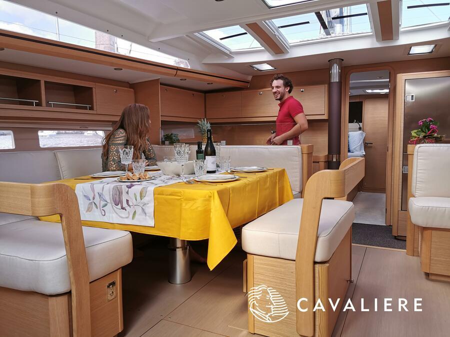 Dufour 56 Exclusive (Cavaliere CAST)  - 11