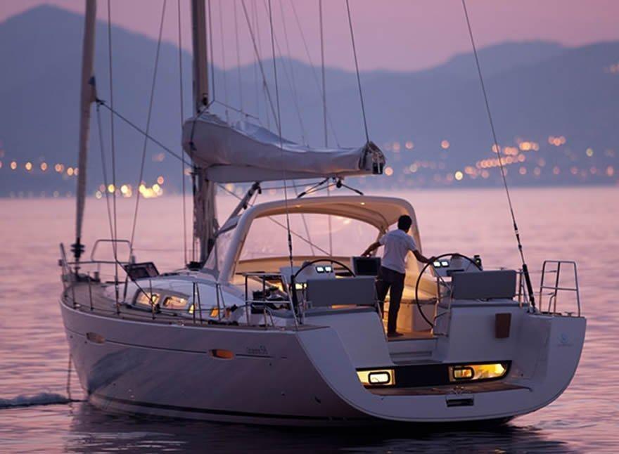 "Oceanis 58 Exclusive (""Pegaso""- refit 2021)  - 1"