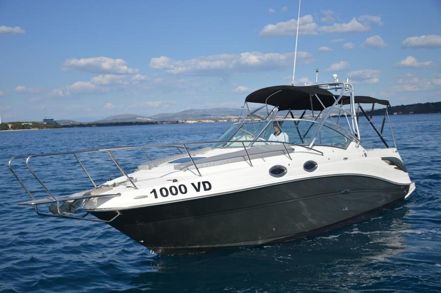 Sea Ray 275 Amberjack (1000 VD)  - 7