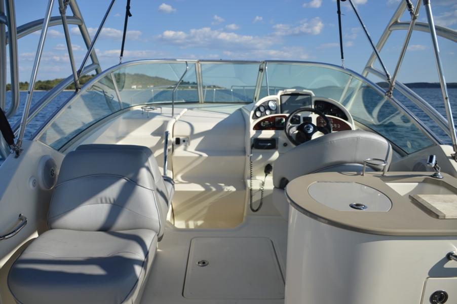 Sea Ray 275 Amberjack (1000 VD)  - 8