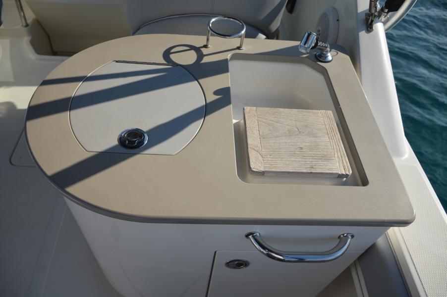Sea Ray 275 Amberjack (1000 VD)  - 11