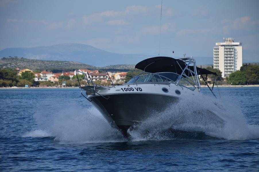 Sea Ray 275 Amberjack (1000 VD)  - 5