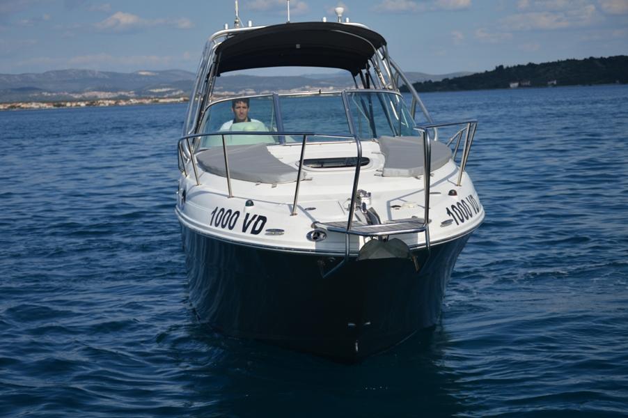 Sea Ray 275 Amberjack (1000 VD)  - 3