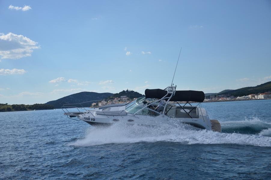 Sea Ray 275 Amberjack (1000 VD)  - 6