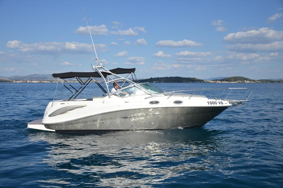 Sea Ray 275 Amberjack (1000 VD)  - 16