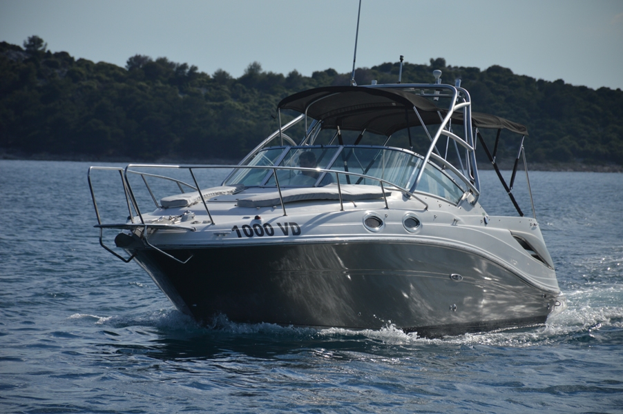 Sea Ray 275 Amberjack (1000 VD)  - 1