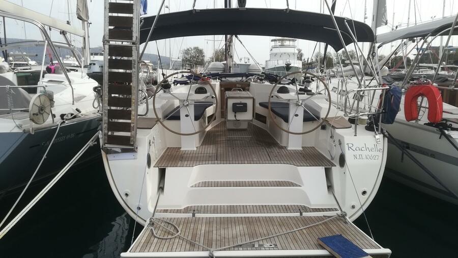 Bavaria Cruiser 45 (Rachelle)  - 11