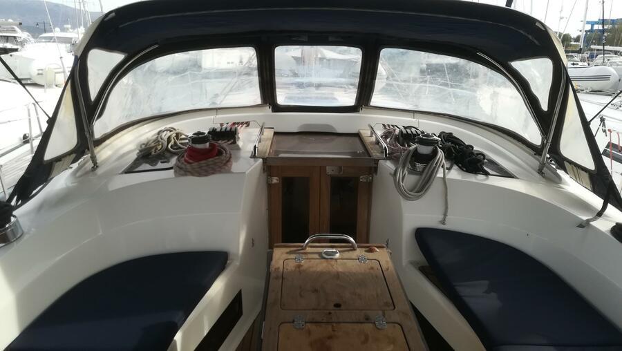 Bavaria Cruiser 45 (Rachelle)  - 3