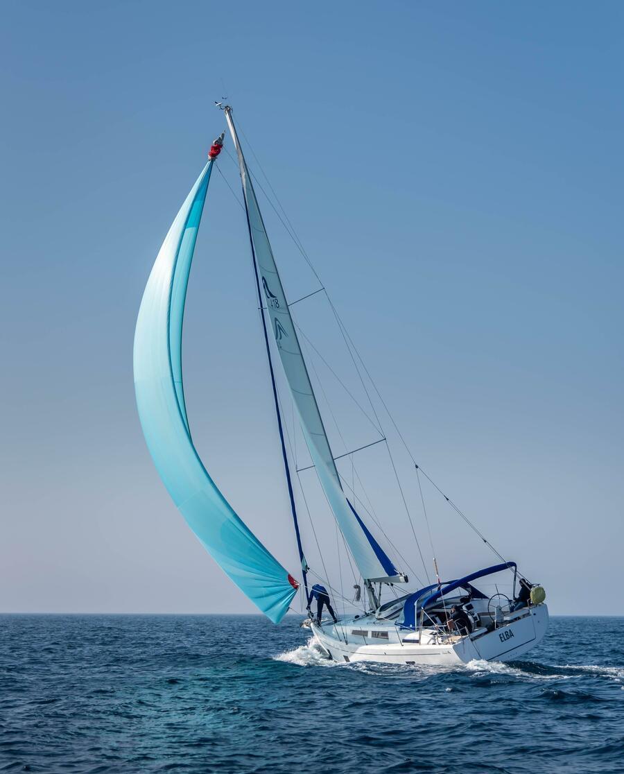 Hanse 418 (Elba)  - 5