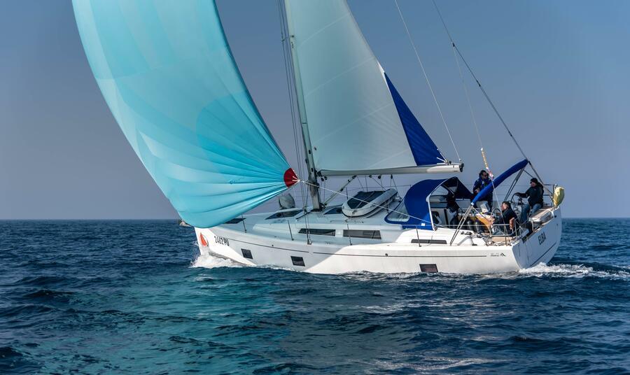 Hanse 418 (Elba)  - 18