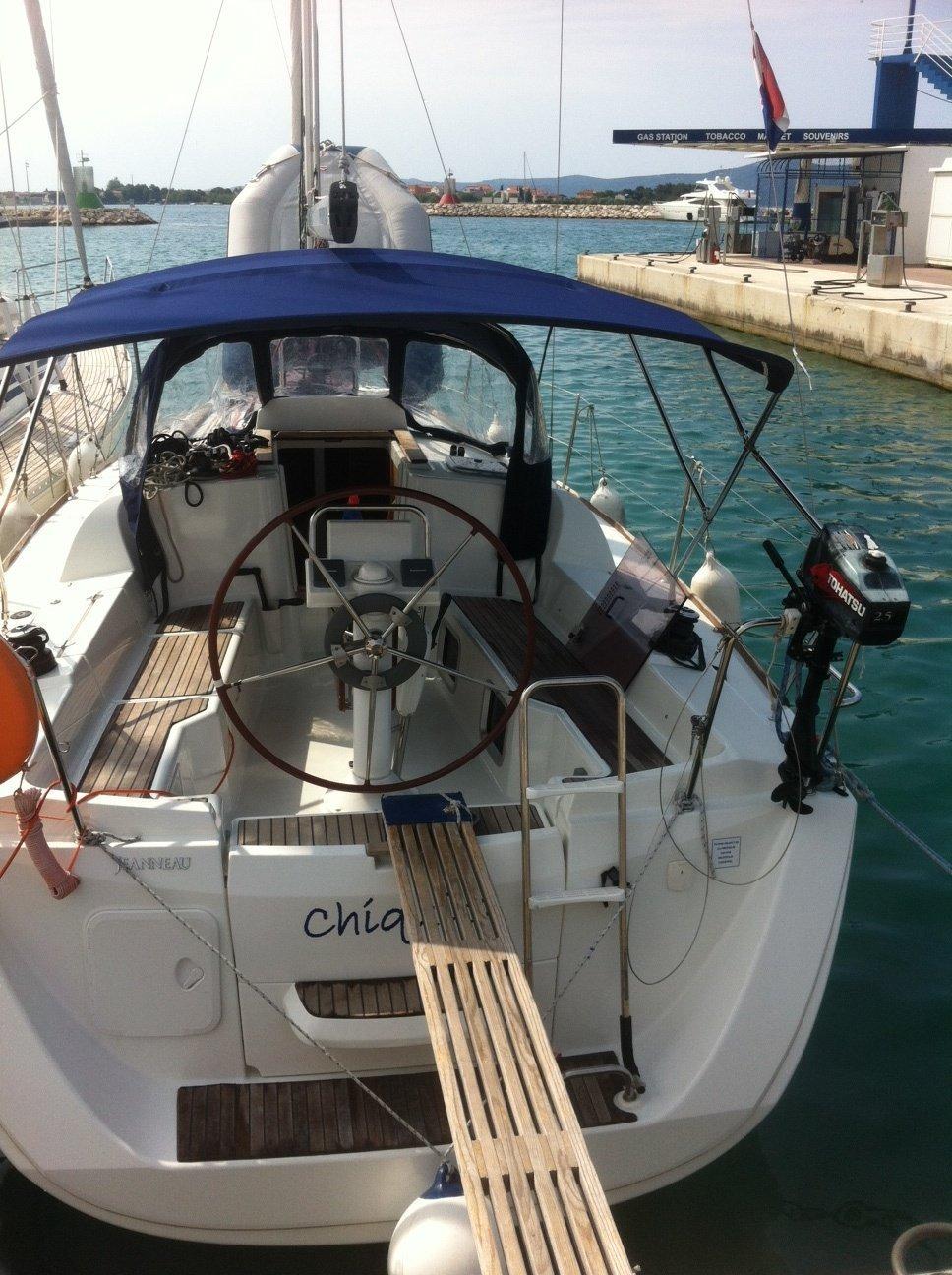 Sun Odyssey 33i (Chiquita)  - 5