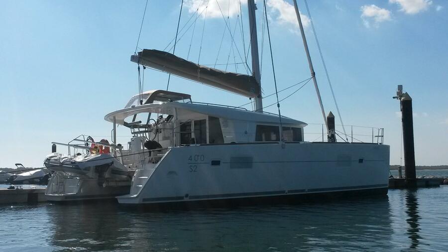 Lagoon 400 S2 (Esmeralda)  - 13
