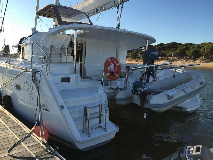 Lagoon 400 S2 (Esmeralda)  - 9
