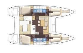 Lagoon 400 S2 (Esmeralda)  - 3
