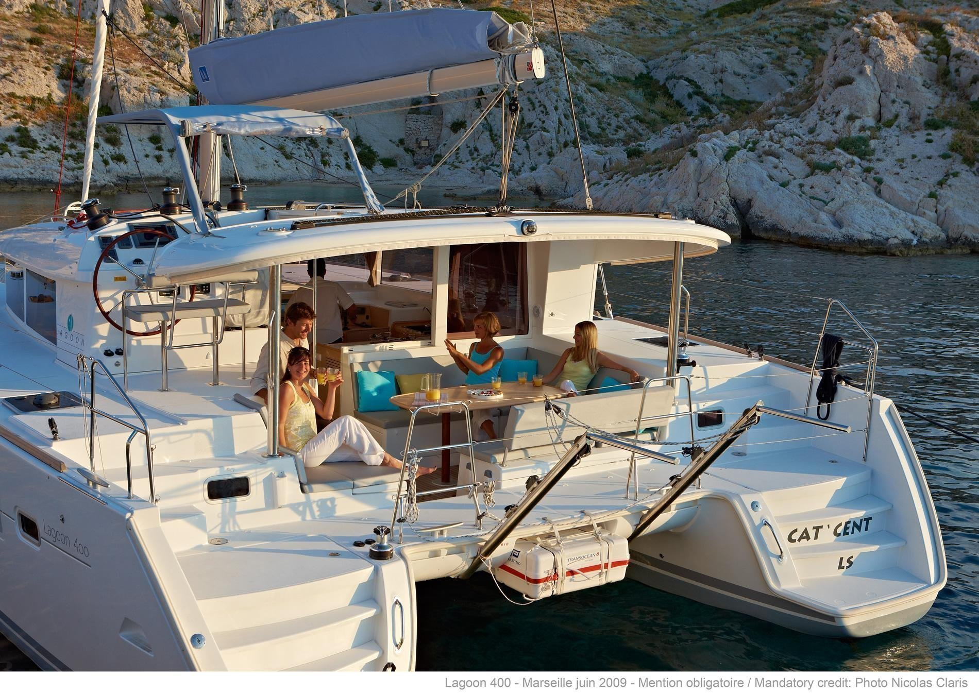 Lagoon 400 S2 (Esmeralda)  - 2