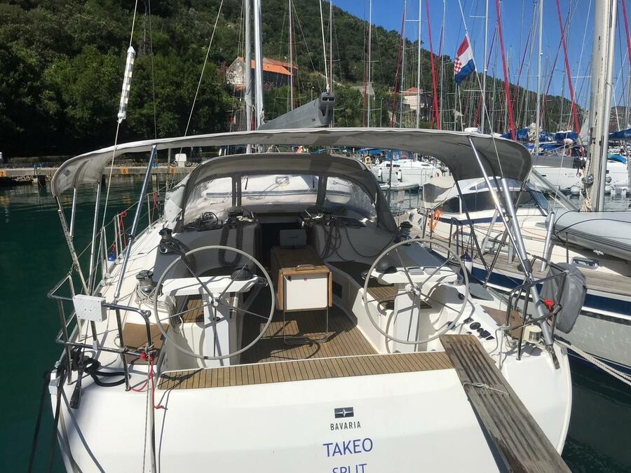 Bavaria Cruiser 45 OW. (Takeo)  - 10