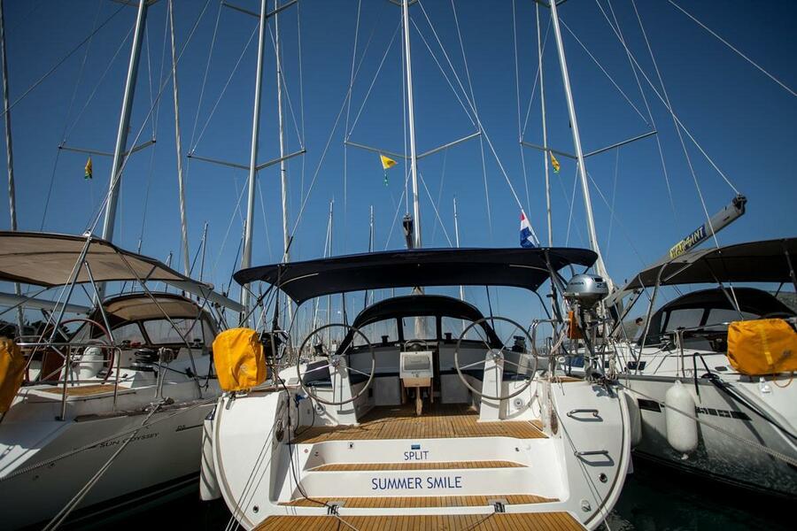 Bavaria Cruiser 51 (Summer Smile)  - 16