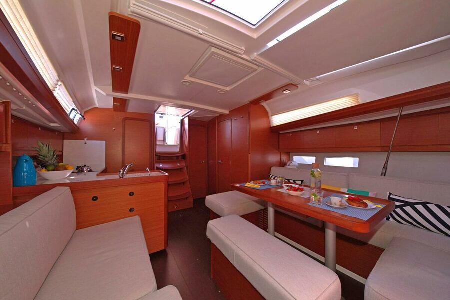 Dufour 412 Grand large (Matul)  - 16