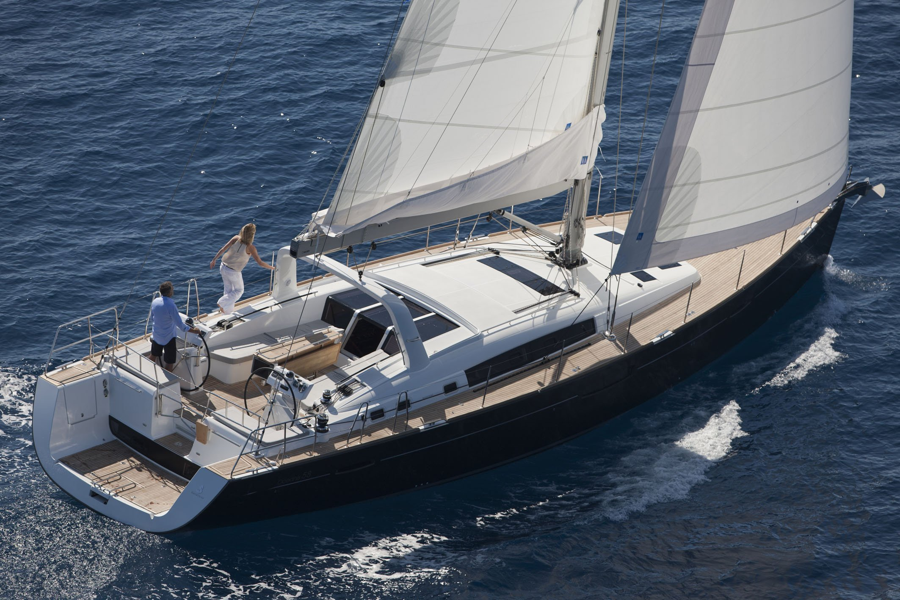 Oceanis 58 (Queen Axiera)  - 17