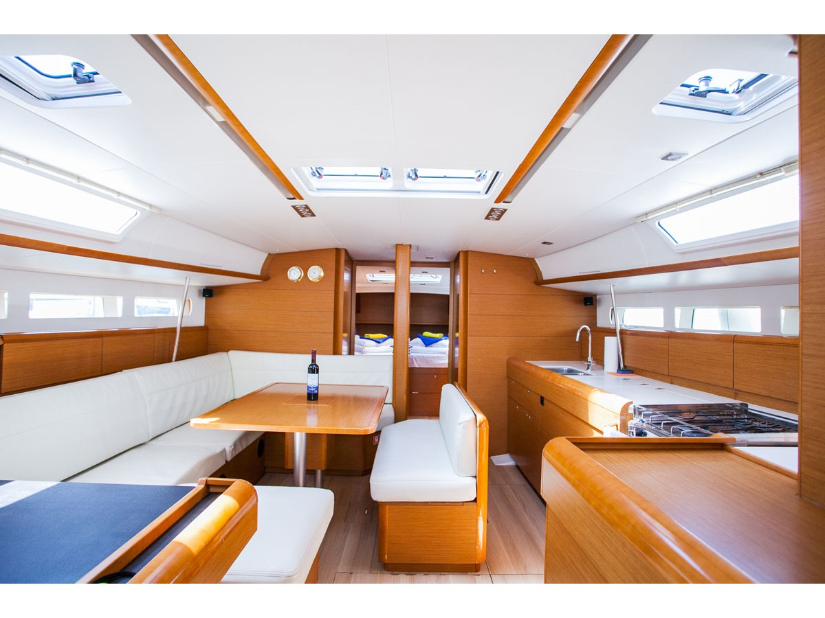 Sun Odyssey 509 (Rock Point) Interior image - 4