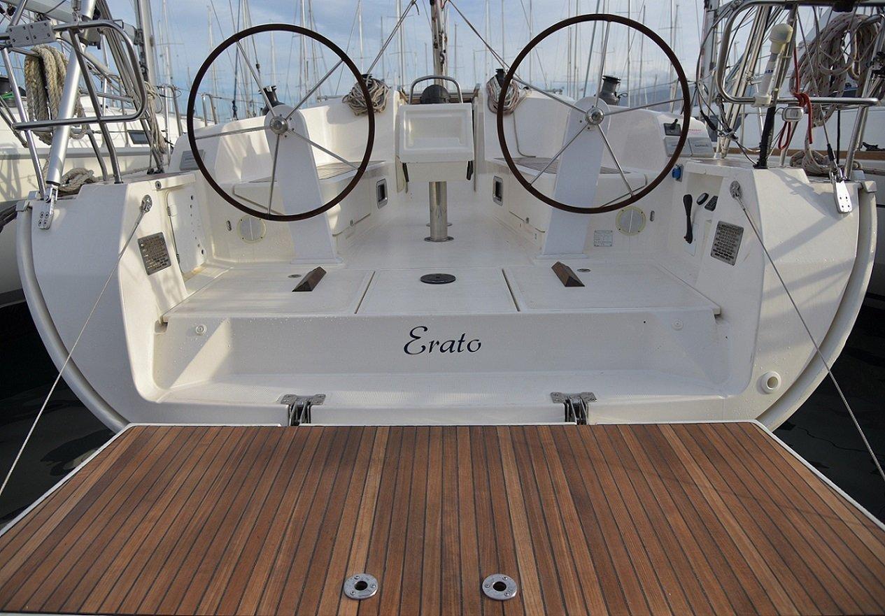 Bavaria Cruiser 41 (Erato (New Sails 2020)) Open Platform View - 4
