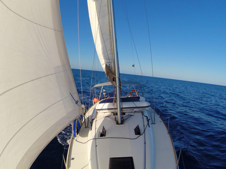 Sun Odyssey 439 (Esquitx) Sailing performance - 28