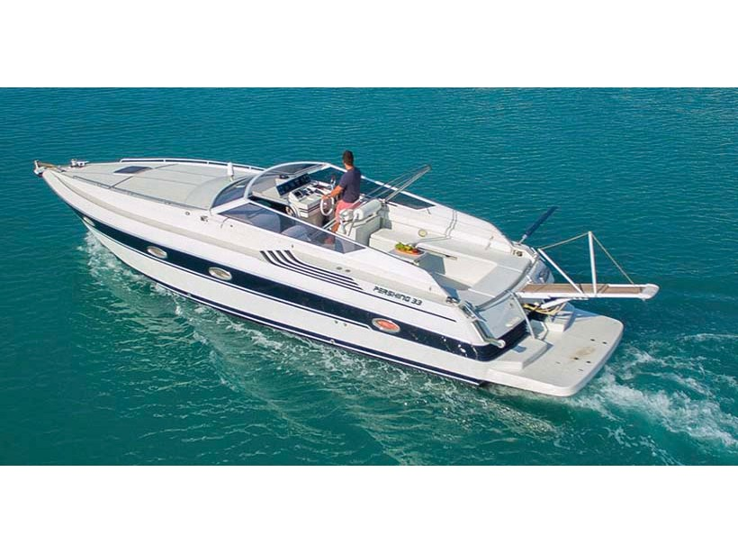 Pershing 33 (Napar - Available for daily charter only - 0 night) Main image - 0