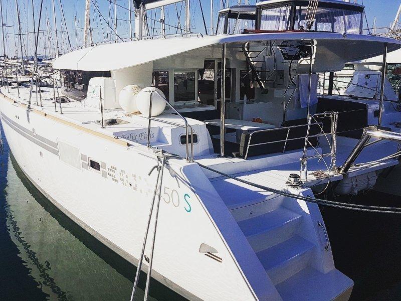 Lagoon 450 Sport (Felix Finis)  - 3