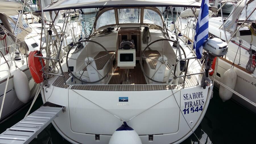 Bavaria Cruiser 37 (Sea Hope)  - 6
