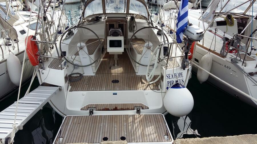 Bavaria Cruiser 37 (Sea Hope)  - 18